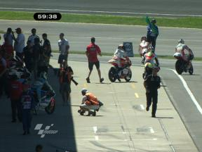 Indianapolis 2010 - 125cc - FP1 - Full session