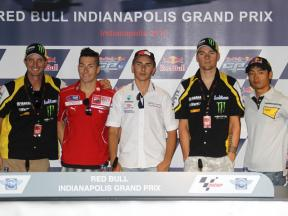 Indianapolis Pre-Event Press Conference