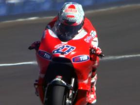 Indianapolis 2010 - MotoGP - FP2 - Highlights