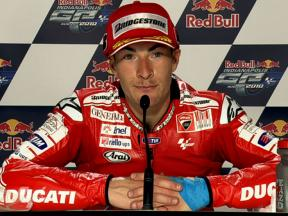 Indianapolis 2010 - MotoGP - QP - Interview - Nicky Hayden