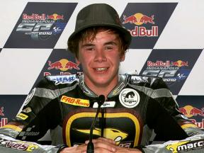 Indianapolis 2010 - Moto2 - QP - Interview - Scott Redding