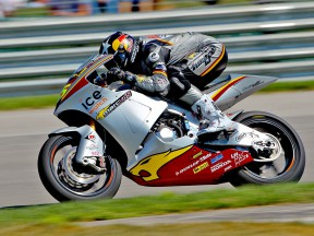 Scott Redding on track at Indianapolis