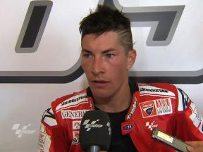 Hayden frustrated by sixth at home GP