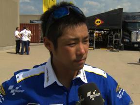 Indianapolis - 2010 - Moto2 - Race - Interview - Yuki Takahashi