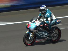 Indianapolis 2010 - 125cc - Race - highlights