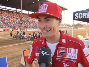Nicky Hayden on Ducati contract renewal