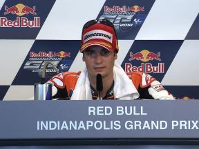 Indianapolis Race Press Conference