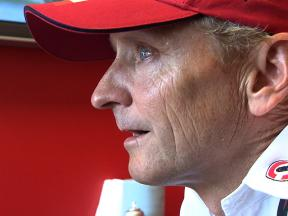 Schwantz enjoys eventful Indianapolis experience