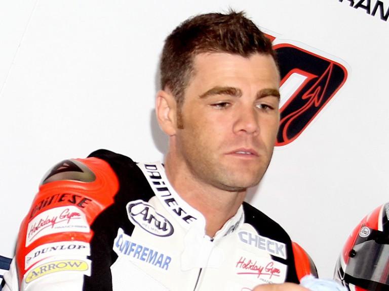 Moto2 rider Fonsi Nieto