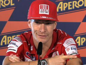 Hayden hoping to improve on Misano record