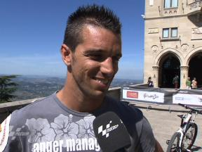 De Angelis on Moto2 opportunity in home race