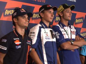 San Marino Pre-event Press Conference