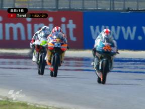 Misano 2010 - 125cc - FP1 - Full session