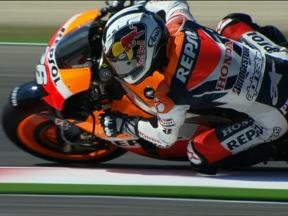Misano 2010 - MotoGP - FP1 - highlights