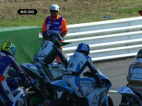 Misano 2010 - Moto2 - FP1 - Full session