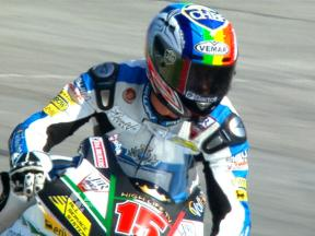 Misano 2010 - Moto2 - FP1 - highlights
