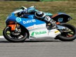 Pol Espargaró in action at Misano