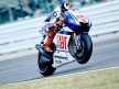 Jorge Lorenzo in action at Misano