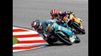 Smith riding ahead of Marquez at Misano