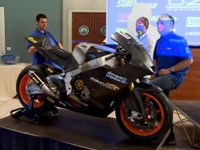Suter Racing unveils MotoGP prototype