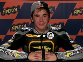 Misano 2010 - Moto2 - QP - Interviews - Scott Redding