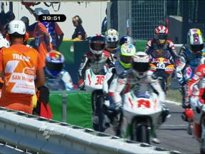 Misano 2010 - 125cc - QP1 - Full session