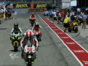 Misano 2010 - MotoGP - QP - Full session