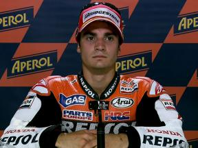 Misano 2010 - MotoGP - Race - Interviews - Dani Pedrosa