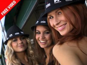 MotoGP Paddock Girls in Misano 2010