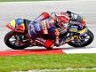 Marc Marquez in action at Sepang