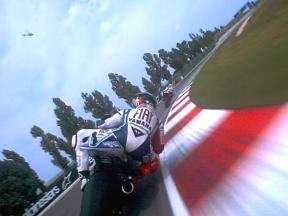OnBoard in Misano with Casey Stoner