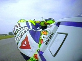 On Board at Misano