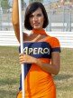 Paddock Girl at the GP Aperol di San Marino e della Riviera di Rimini