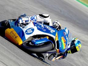 Sergio Gadea on track