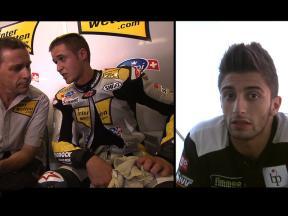 Discovering Moto2: Andrea Iannone vs Thomas Luthi