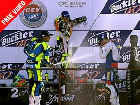 2010 - CEV Buckler - Round 5 - Albacete Highlights - Moto2