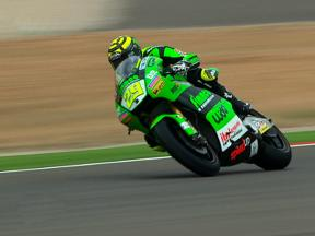 Aragon 2010 - Moto2 - FP2 - Highlights
