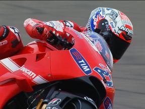 Aragon 2010 - MotoGP - FP3 - Highlights