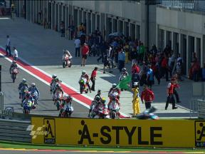 Aragon 2010 - 125cc - QP - Full session