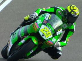 Aragon 2010 - Moto2 - FP3 - Highlights