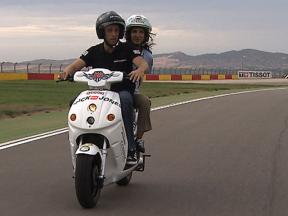 A lap of Motorland Aragon with Kenny Noyes