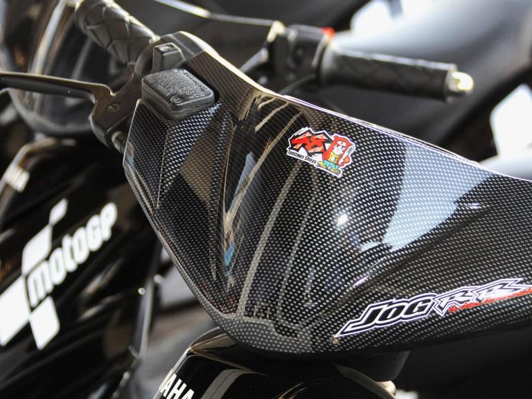 MotoGP Paddock tributes to Shoya Tomizawa