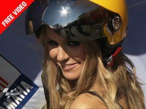 MotoGP Paddock Girls in Aragon 2010