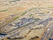 Aerial view of Motorland Aragón