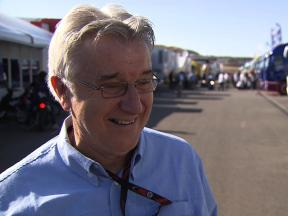 The Speakers' Corner: Nick Harris reviews Aragon GP