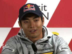 Aoyama hoping for more good Motegi memories