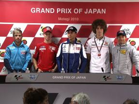 Japanese GP Pre-event Press Conference