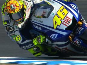 Motegi 2010 - MotoGP - FP1 - Highlights