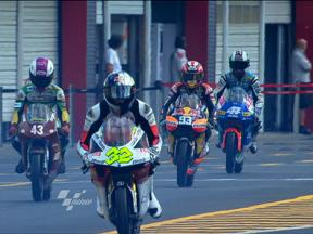 Motegi 2010 - 125cc - FP1 - Full session