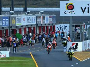 Motegi 2010 - MotoGP - FP1 - Full session